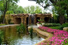 A Day at the Dallas Arboretum